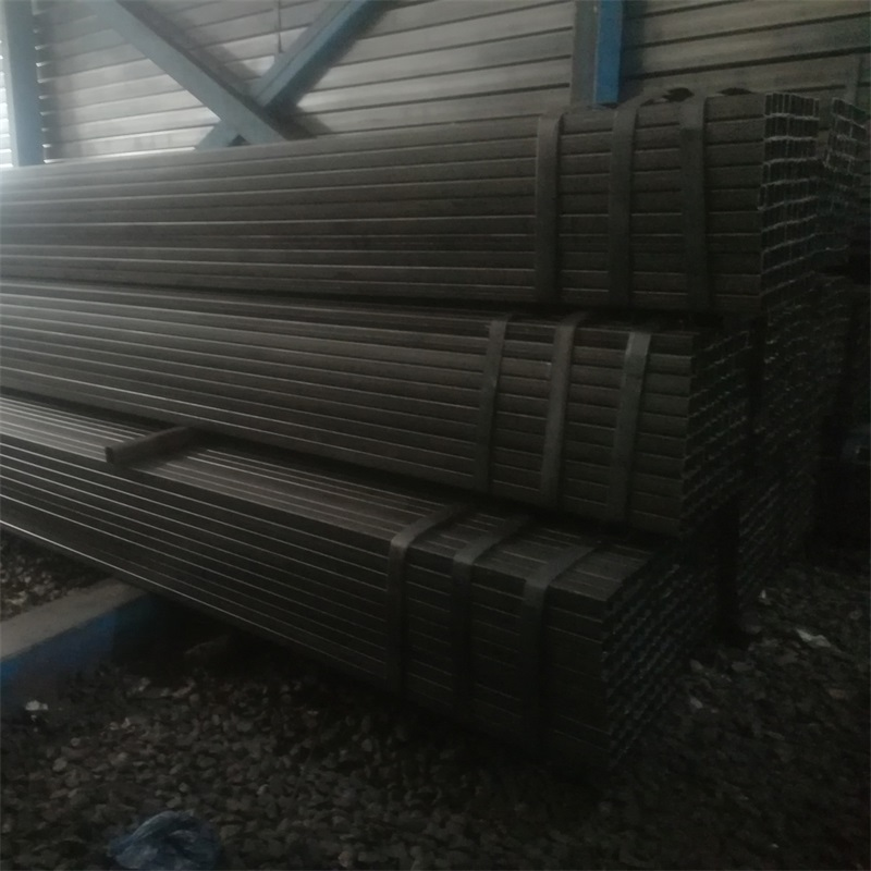 Hot Rolled carbon steel welded pipe joint , black plastic pipe sizes