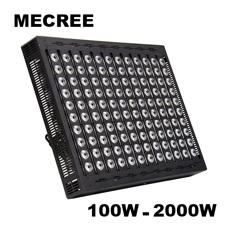 Waterproof IP67 100W 150W 200W 300W 400W 500W 600W 1000W 2000W Outdoor LED Football Stadium Flood Light for Sale