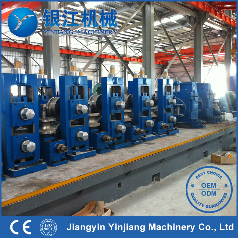 One Step Service Welding Tube Mill Steel Concrete Pipe Making Machine