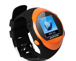Good Quality Watch Phone PG88 GPS Bluetooth Smart Watch Mobile Phone for elderly and kids