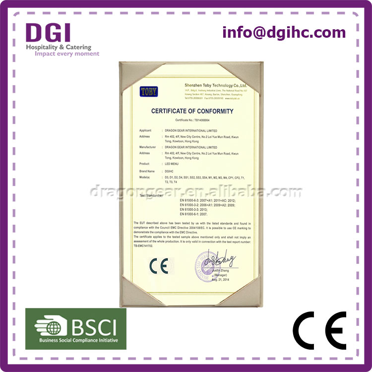Professional customized service ciq inspection certificate With Good After-sale Service