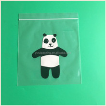 Hallowmas child snack/candy/bread plastic packing bag