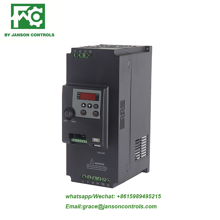 Frequency Inverter 50HZ to 60HZ Variable Frequency Drive 220V Single Phase 3 Phase 380V 0.4-11kw