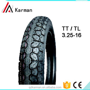 China mrf quality motorcycle tubeless tyres 3.25-16 for sale