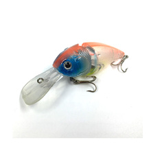 jointed plastic fishing lure
