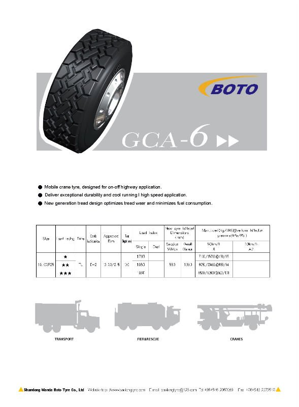 off the road tire 1600R25