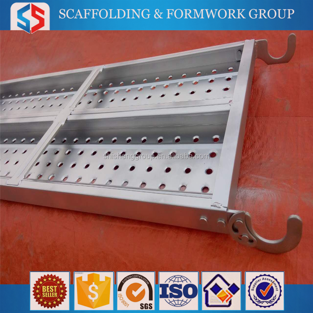SS Scaffolding Metal Plank, Deck, Board For Sale, High Quantity And Good Price