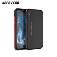 PC001 Bumper Tpu Back Cover 2In 1 Mobile Phone Case For Iphone 8 Apple