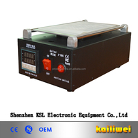Cheap LCD Touch Screen Separator Machine With Build In Vacuum Pump To Refurbish Mobile Phone