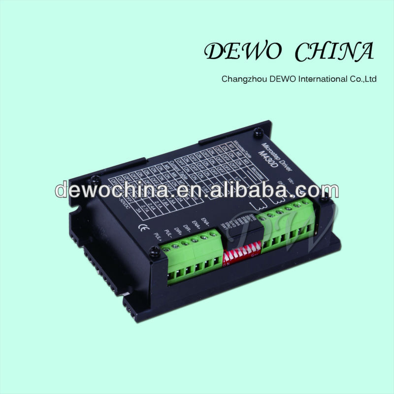 digital step motor driver M430D, 24V~36V, high accuracy