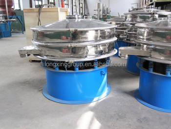 Dry Powder Vibration Screen