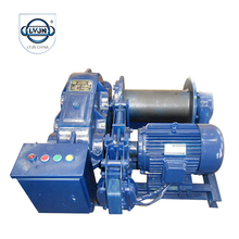 Safety High Quality small slow electric winch 5 ton 380V