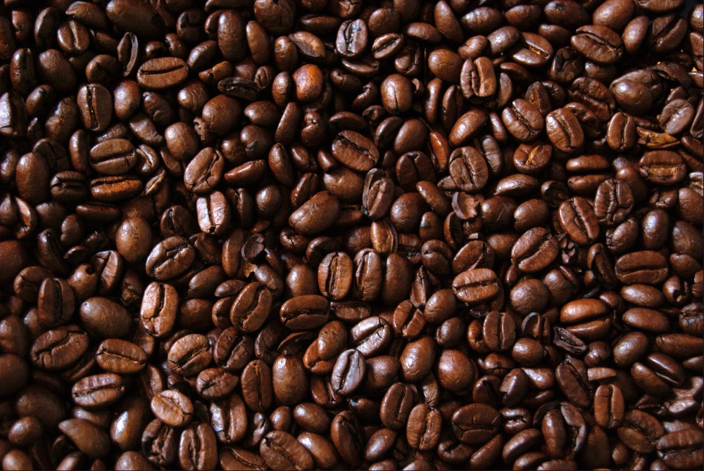 Roast gayo coffee