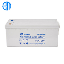 ZM deep cycle power volt battery dealers for 12v 250ah