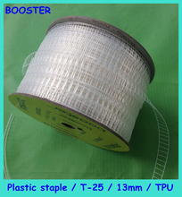 BOOSTER New Style Transparent Plastic Staple Made In China