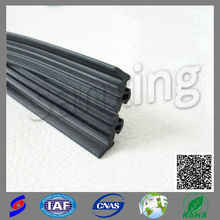 building industry silicone rubber extrusion seal for door window