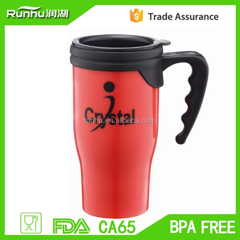 Promotional Travel Mug with Custom printing In Dubai RH133-14