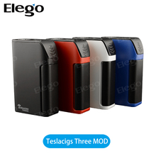 Authentic Teslacigs Three MOD with Built-in Battery Tesla 150W