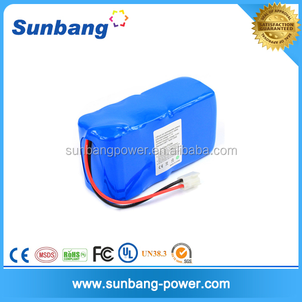 Rechargeable LiFePO4 15Ah 3.2 volt solar batteries pack for solar street lamp