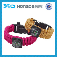 Camping equipment china supplies wholesale paracord 550