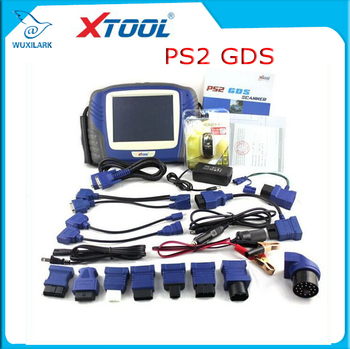 Xtool PS2 Gasoline Version Car Diagnostic Tool ps2 Update Online without Plastic box
