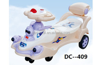 wholesale baby swing car cheap children twist car kids wiggle car music ride on toys outdoor toys
