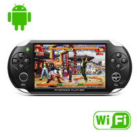 AS-923 5inch Android 4.0 Smart Game Console For PVP Pocket 4.0 With Wifi Bluetooth