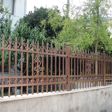 Removable Iron Craft Used Cast Aluminum Pool Fence Panels