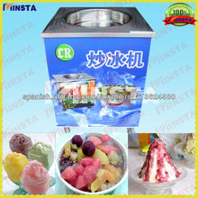 2015 new UK rolled fry ice cream machine for sale