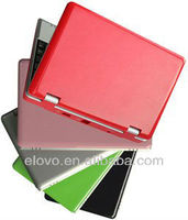 Cheapest 7 inch mini laptop wm8850 with 4GB Nand Flash