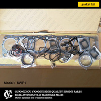Wholesale Diesel Engine Gasket Kit Parts 6WF1 Gasket Kit
