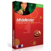 SAVE 30% Bitdefender Internet Security 2010 - 1 PC 2 Years
