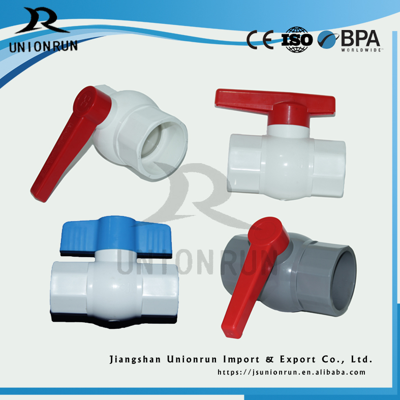 Manufacturing Price List 1/2-4 inch Plastic Pvc Hydraulic Control Valve