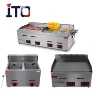 Commercial Multifunctional Kitchen Cooking Equipment for Restaurant