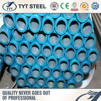 New design schedule 40 steel pipe with high quality