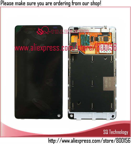 Alibaba Express LCD For Nokia N9 With Touch Digitizer Assembly