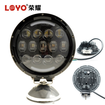 Multi Voltage 12v 24v Work Automotive Spotlights High Low Beam Driving Lights Car