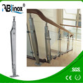 Stainless steel indoor outdoor wall railing designs for mall use