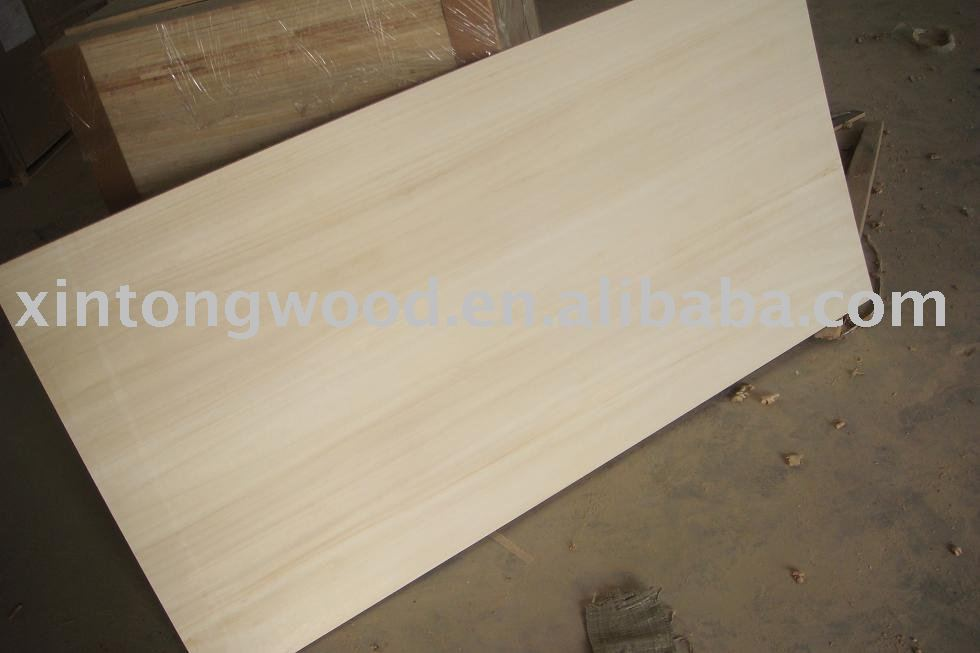 furniture boards/soft wood paulownia