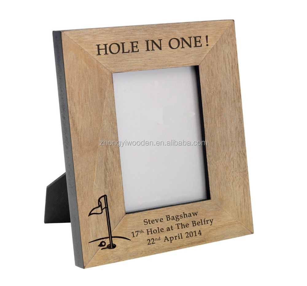 wholesale handicraft decorative wooden picture photo frame