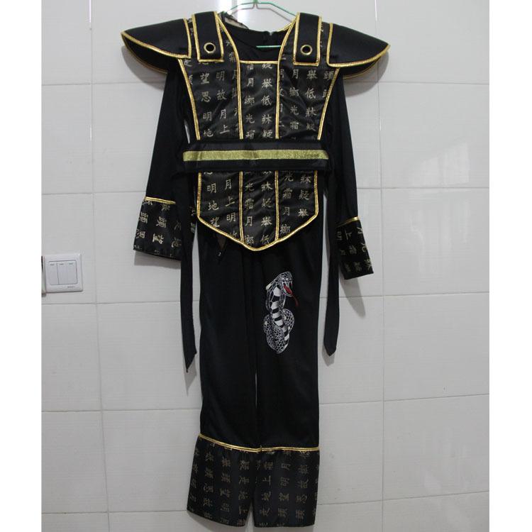 Одежда Самураев