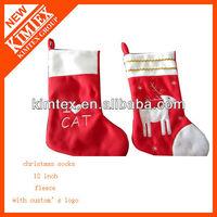 Unique designer style christmas socks for sale
