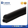 Water seal rubber strip in construction joint