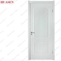 Plain Paint White Colors Bedroom Wood Doors For Sale