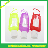 60ML silicone hand sanitizer gel holder/hand sanitizer gel