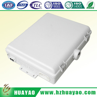 multcommunication equipment/set top optical fiber optic distribution box/fiber optic splitter box