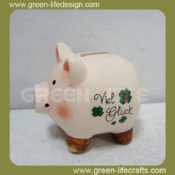 Cheap pig shaped piggy banks