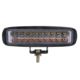 New Arrival 12V Dual Color 30W Mini Bar 6.3 Inch Led Work Light Bar