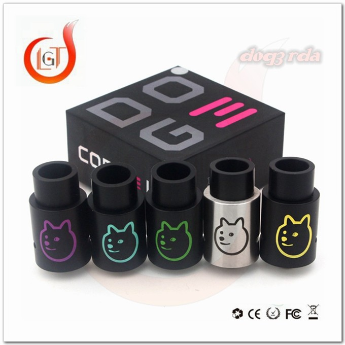 2016 new version doge v4 rda wholesale 1:1 clone rda dage v4/ doge v3 v4 rda
