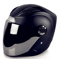 Hot promotion open face motorcycle spare parts funny helmet, helmet cover